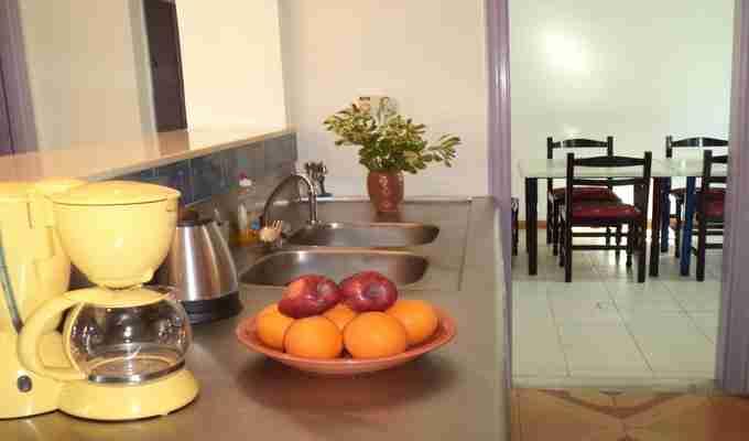 villa paradisos kitchen