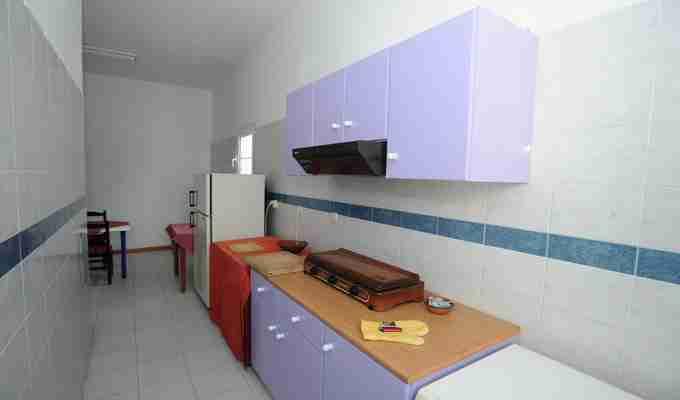 villa paradisos küche